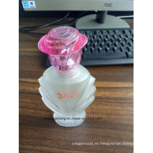 Molde de inyección de tapa de perfume de plástico