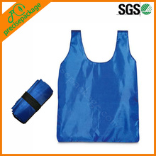 Personalisierte Polyester Faltbare T-shirt Tasche