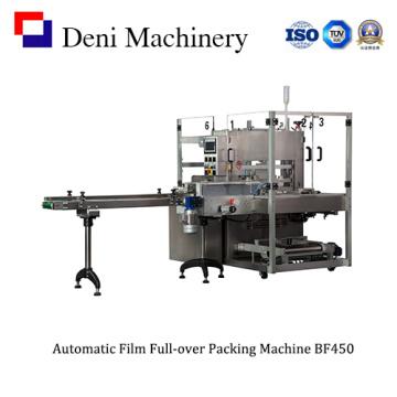 Автоматическая универсальная упаковочная машина BF450-G