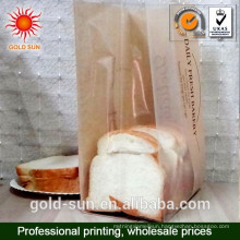 kraft food paper bag by machine