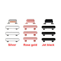 Side Button Key Set for iPhone 7 Parts