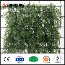 kleine künstliche Pflanze vertikale Garten Hecken Zäune