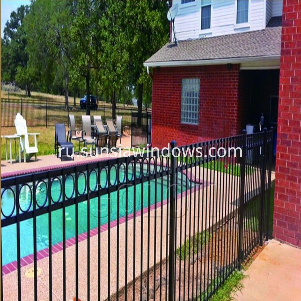 Portable Pool Fence