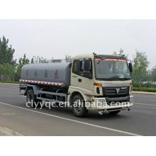 Foton 10000 litros água bowser 4X2 água cisterna para venda