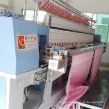 Machine de broderie de courtepointe de 33 têtes informatisée pour des vêtements, des chaussures, des sacs à main, Bedcover