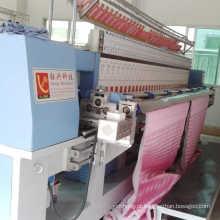 Bordado computadorizado e máquina de Quilting para fazer bolsas, sapatos, vestuário