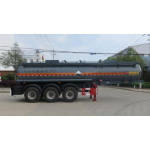 Tank Trailer For Transporting Concentrated Sulphuric Acid