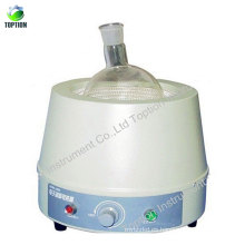School laboratory equipment heating mantle