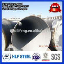 dn 50 cement mortar lining steel pipe