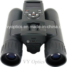 Long Range Distance Measuring Binoculars with Laser Range Finder
