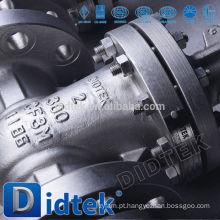 Didtek International Famous Brand bronze válvula de porta flangeada
