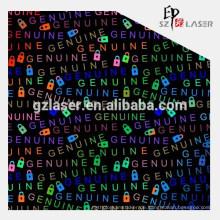 Hologramm Kleber Haustier Garantie void Etikett Aufkleber