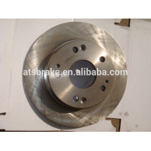 LOW PRICE DISC BRAKE ROTOR D J PARTS NO BD1043