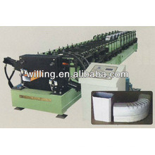 Down pipe forming machine