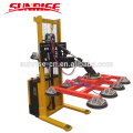 Professional industrial vacuum plate lifter for cleaning glass WCR-GR-35