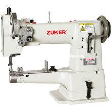 Cilindro de Zuker cama Compuound alimentación máquina de coser (ZK335A)