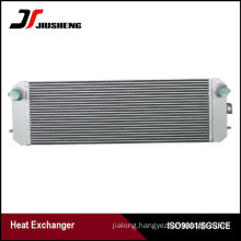 Plate Aluminum Water Radiator For Hitachi ZAX210-3
