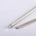 Électrode en tungstène argenté de technologie PM