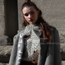 Kopenhagen Winter Mink Fur Coat Women