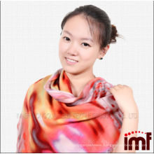 2014 New Style Fashionable wool scarf twill scarf