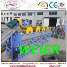 PP PE Plastic Film Pet Bottle Washing Line Recycling Machine