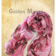 Fashion casual polyester scarf