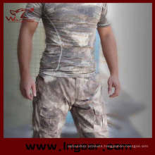 Outdoor Sports Pant Tactical Army Military Cargo Pants Men′s Sweatpants Trousers Male Pants with Knee Pads