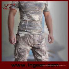 Esportes ao ar livre Pereira tático do exército carga militar calças Men′s calça calças calças masculinas com joelheiras