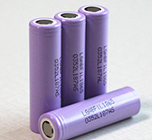 led flashlight battery 18650 Battery LG 18650F1L 3350mAh