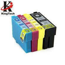 KingTech Hot Sale T1271 T1272 T1273 T1274 Compatible Color Ink Cartridge With Chip for Printer