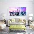 Arte da parede da lona de Veneza / impressão da lona d Impressão De Canvas Esticada