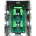 IP68 waterproof electric stainless steel junction box JBX-6
