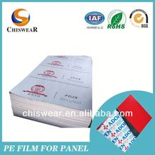 Surface Protecting Heat Resistant Coloured Plastic Film ,Anti scratch,easy peel