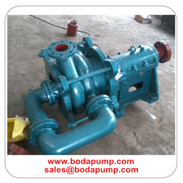 Centrifugal filter press feeding pump