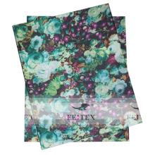 FEITEX Multicolors 2015 moda africana Sego Headties Gele y Wrapper 2pcs / set de alta calidad