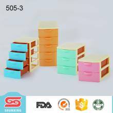 cheap high level plastic mini storage drawer desk organizer office for sale