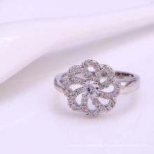 El diseño de los anillos de oro de las mujeres de la joyería del anillo de 12205 xuping para los anillos de las mujeres