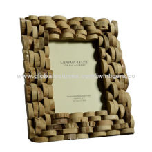Wooden Photo Frames, Various Designs are Available, Great for Home and Season Decorations
