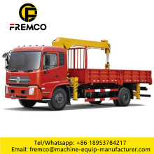 12 Ton Crane Truck For Material Handling