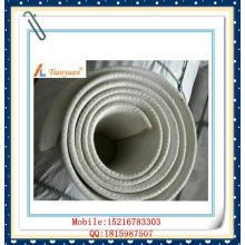 Tissu filtrant pour tissus à glissière d'air pour usine de ciment