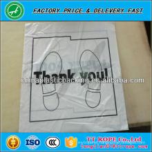 Exported Japan disposable plastic car internal floor foot mat