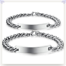 Bracelet en acier inoxydable pour bijoux à la mode en acier inoxydable (HR297)