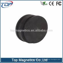 Nach Maß runde Form des Ferrit-Magneten Seltener Erden-Magnet Permanenter Magnet-Industrie-Magnet