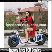 Auto Räder Citycoco 1000W 72V Elektroroller Motorrad