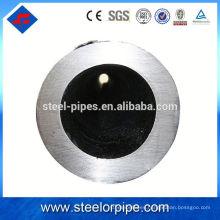 Tubo de acero inoxidable sin costura de la sección redonda de la alta calidad
