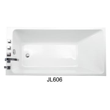 Pure Acrylic Build-in Project Bathtub