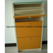 Melamine MDF Pb Modern Design Shoe Cabinet