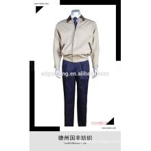 """T/R plain garment fabric 65/35 28/2x28/2 56x48 57/58"""""""