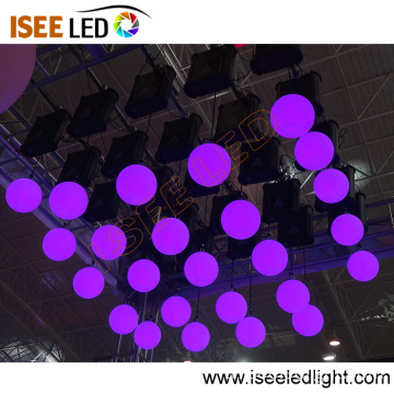DMX 3D led sihirli top küre