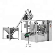 Automatic Pre-formed Flat Bag Sugar Spice Powder Packing Machine